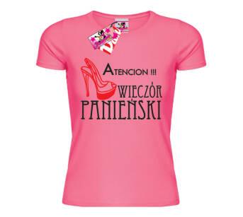 f609357e0de4 Wieczór Panieński koszulka damska Nr KODIA00182